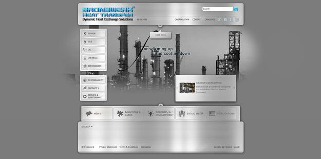 bronswerk oude website