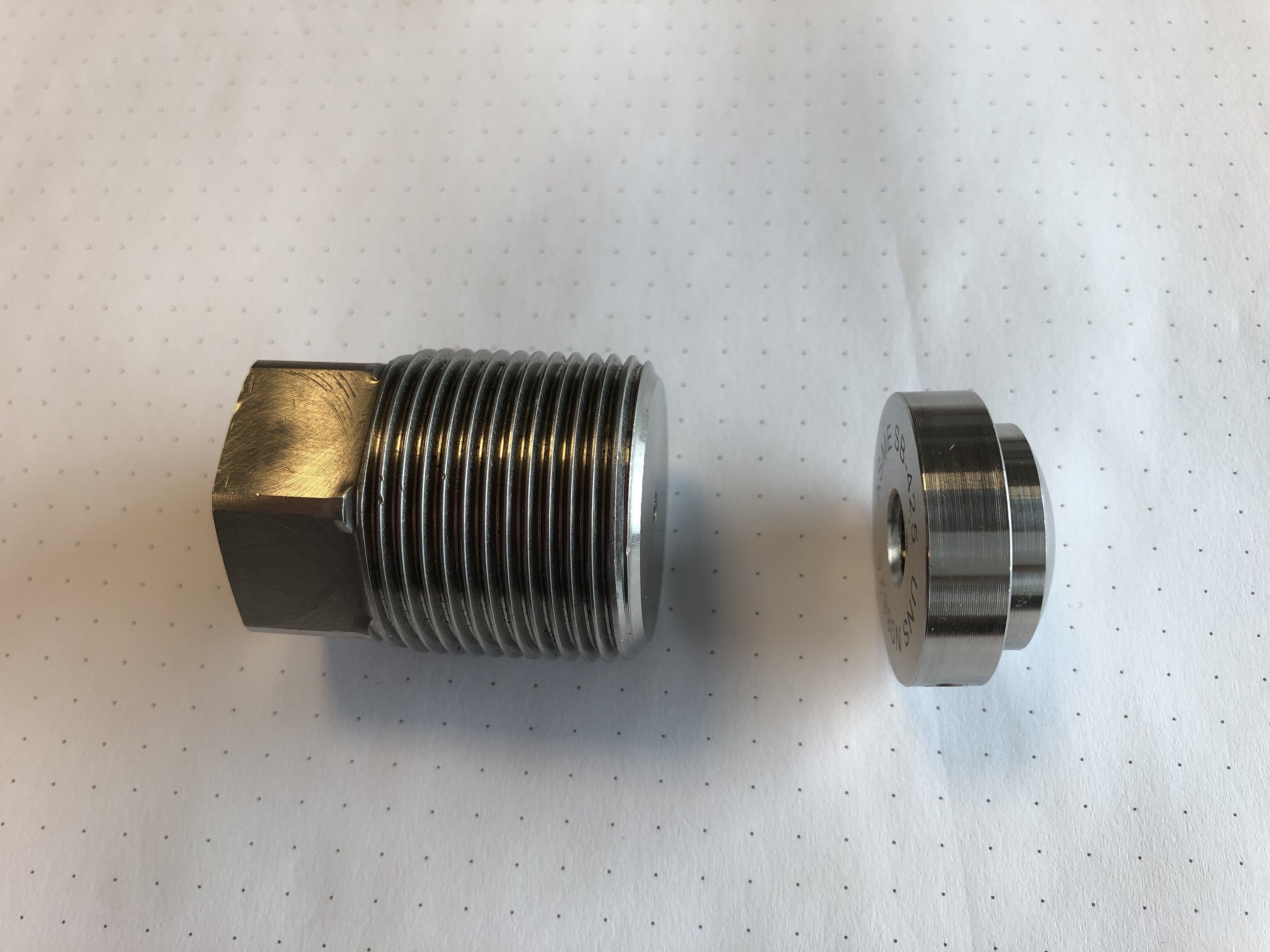 Double Plug - Bronswerk Heat Transfer-min