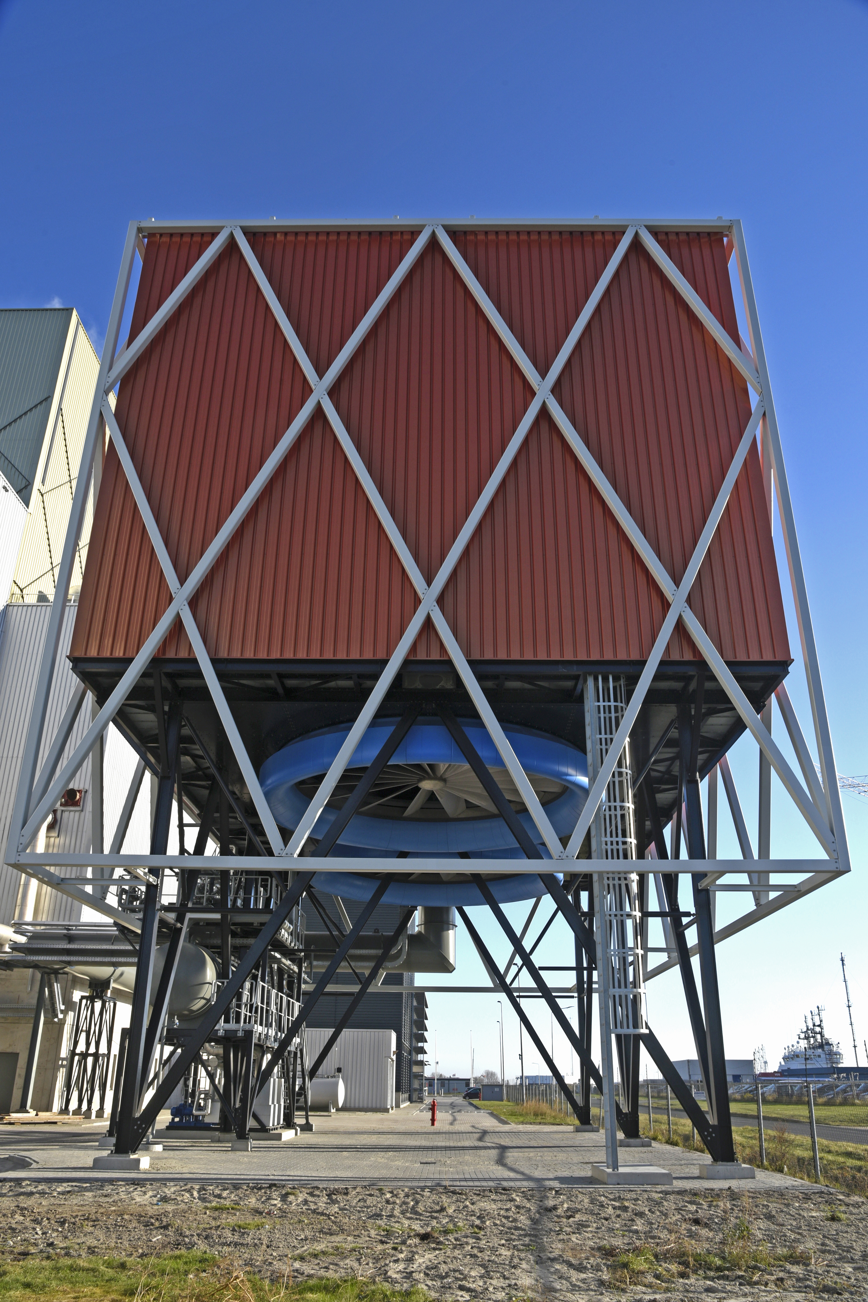 Omrin Air-Cooled Condenser