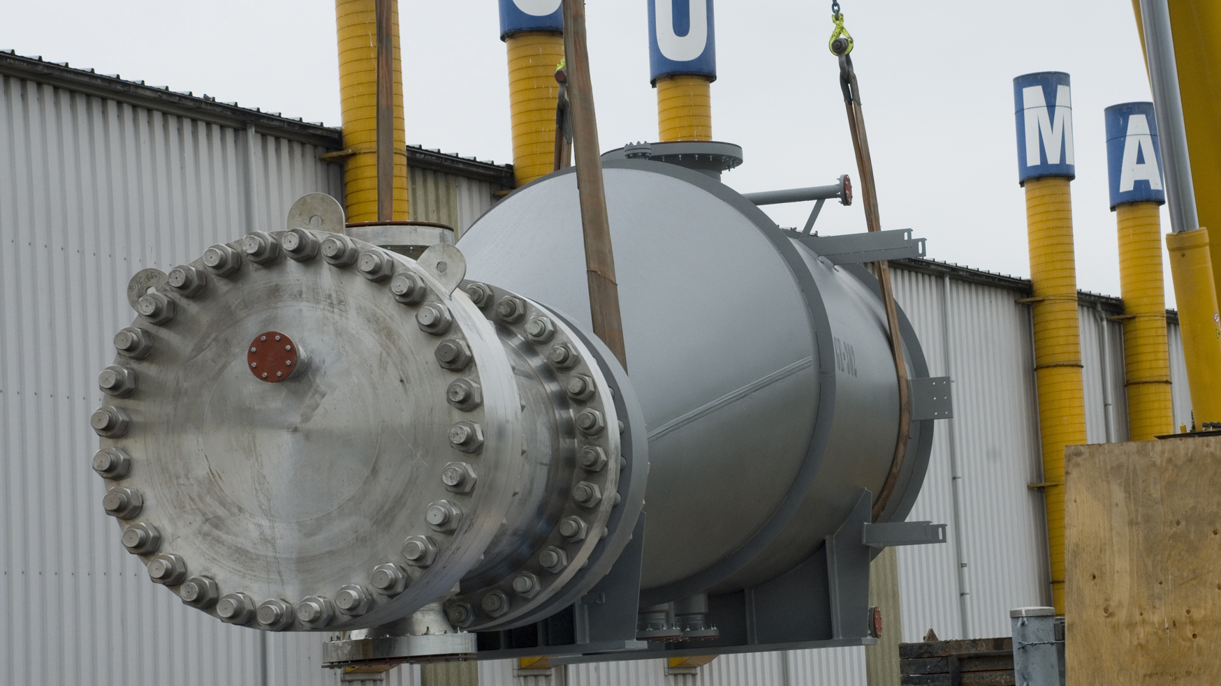 2.01 - TEMA type shell & tube heat exchangers foto 04