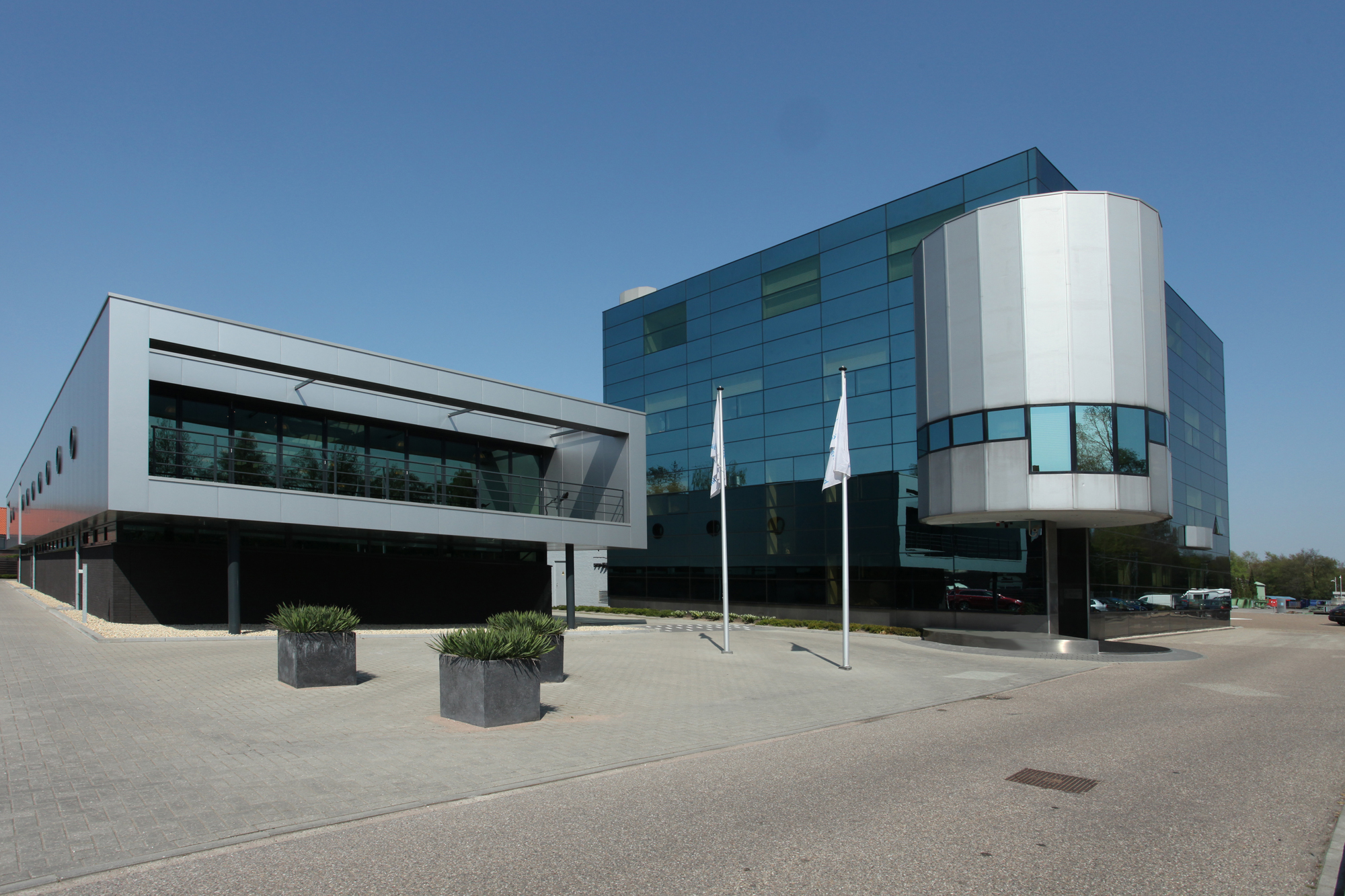 Headquarters Bronswerk Heat Transfer